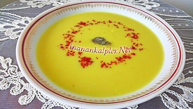 Nohut çorbası - inanankalpler.net