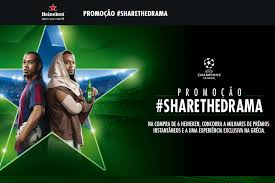Promoção Heineken 2018