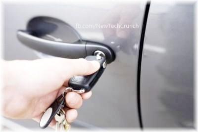 cars key fob