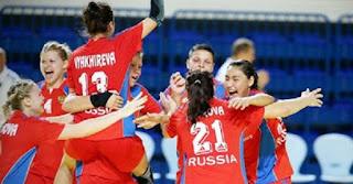 Rusia handball