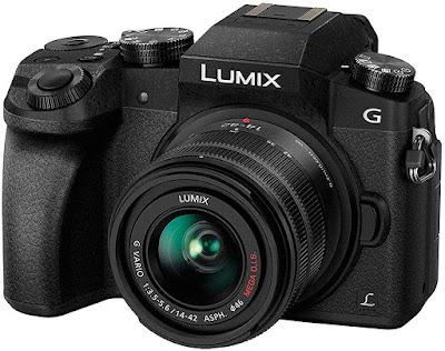 Panasonic Lumix G7KEC-K