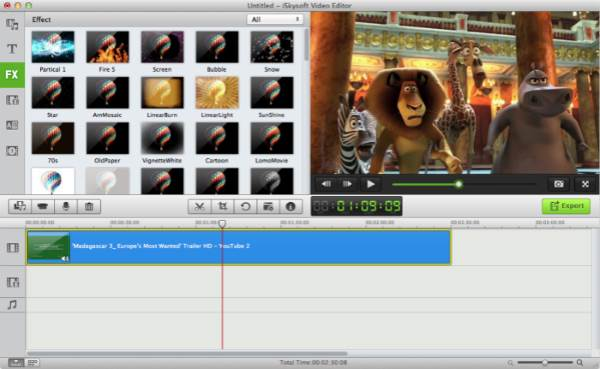 Avidemux - 11 Software Video Editor Terbaik Untuk Windows