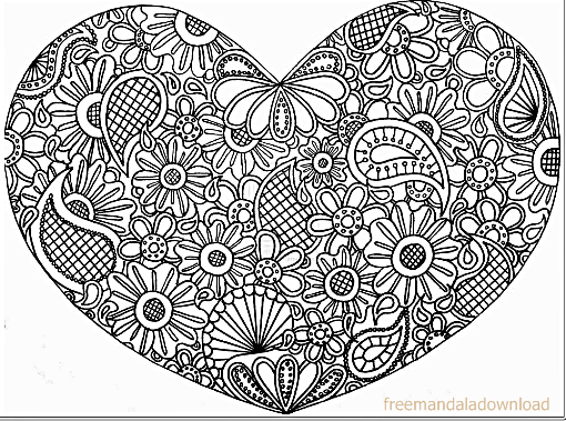 Magic image intended for free printable coloring pages adults only