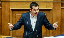 Τσίπρας: Με την ψήφο μας θα αναλάβουμε την ευθύνη απέναντι στην Ιστορία