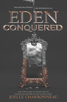 Eden Conquered by Joelle Charbonneau book cover and review