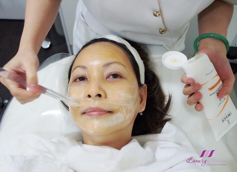 eha skincare v signature facial promotion