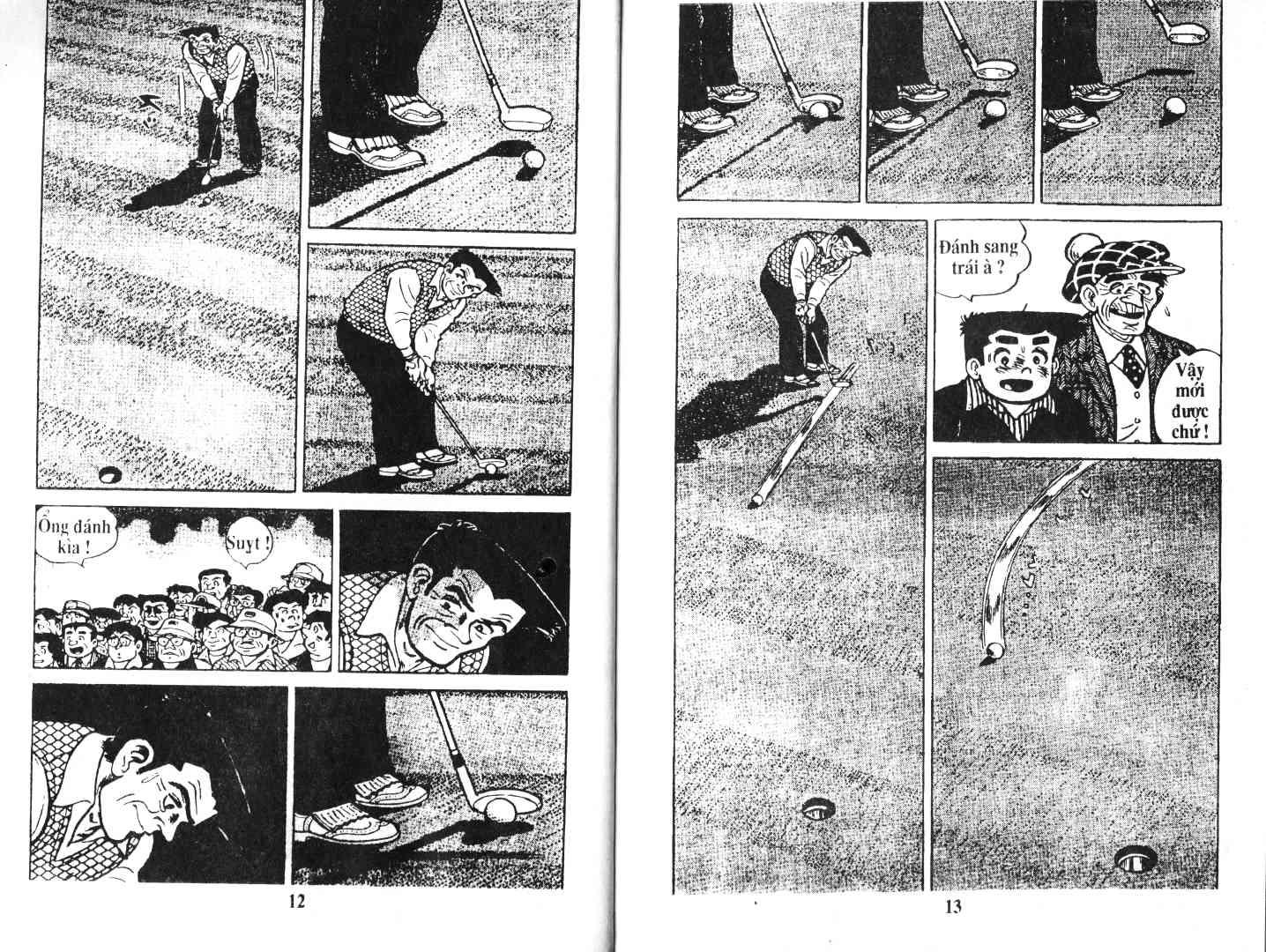 Ashita Tenki ni Naare chapter 51 trang 5
