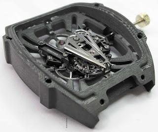 calibre RM 27-03 Tourbillon