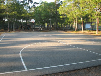Johnny Kelley Recreation Basketball Court
