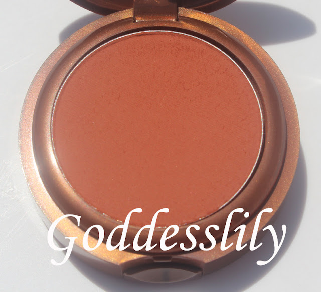 Fashion Fair Bronze Blush
