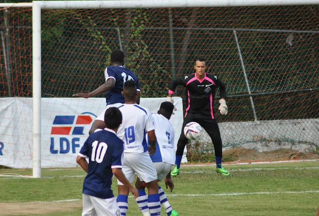 Dos goles de Agyekum llevan a San Cristóbal a una victoria