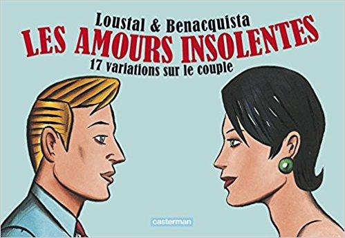 les amours insolentes loustal benacquista