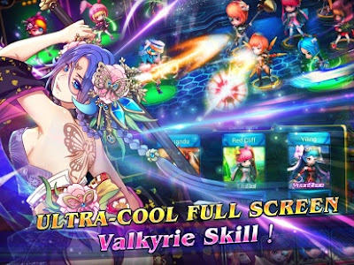 Valkyrie Evolution v 1.2.6 Mod Apk (Unlocked) English Version