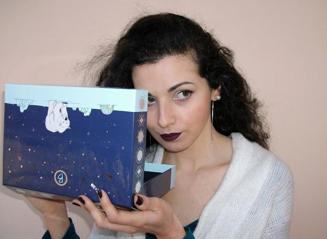 Dark Lips, February 2017 BeautifulBox by Aufeminin reviewed by Valentina Chirico