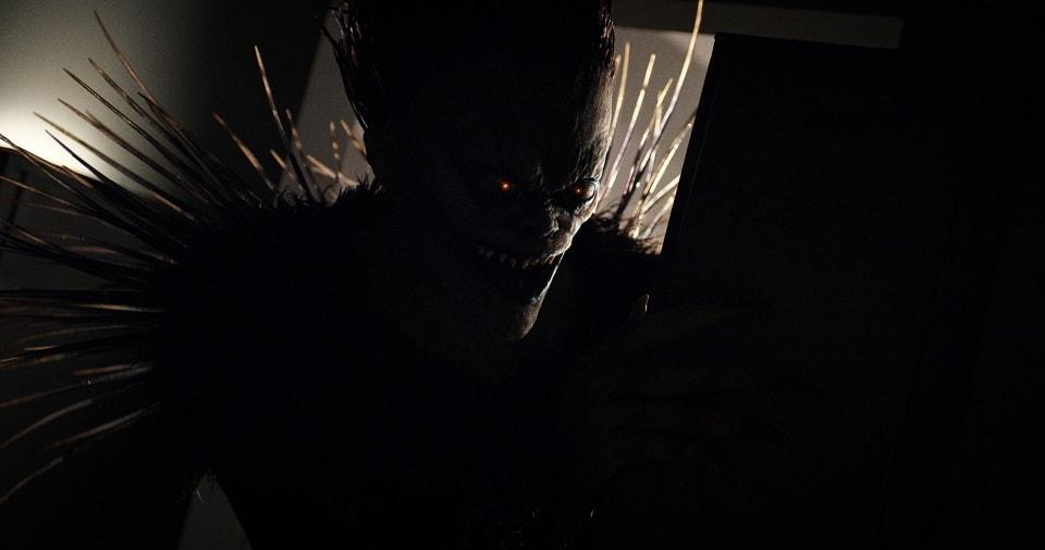 Тетрадь смерти, ужасы, хоррор, фэнтези, мелодрама, драма, трэш, обзор, рецензия, Death Note, Horror, Fantasy, Drama, Trash, Netflix, Review