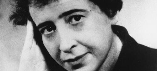 Filosofia per la vita - Hannah Arendt