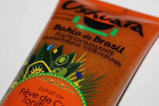 Pulpe Gommante Bahia do Brasil - Ushuaïa
