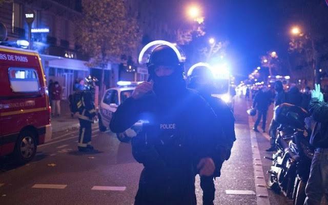 Με δραματικό τρόπο έληξε η ομηρία στο Παρίσι