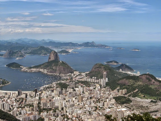 RIO DE JANEIRO - Top List of Best Travel Countries in the World