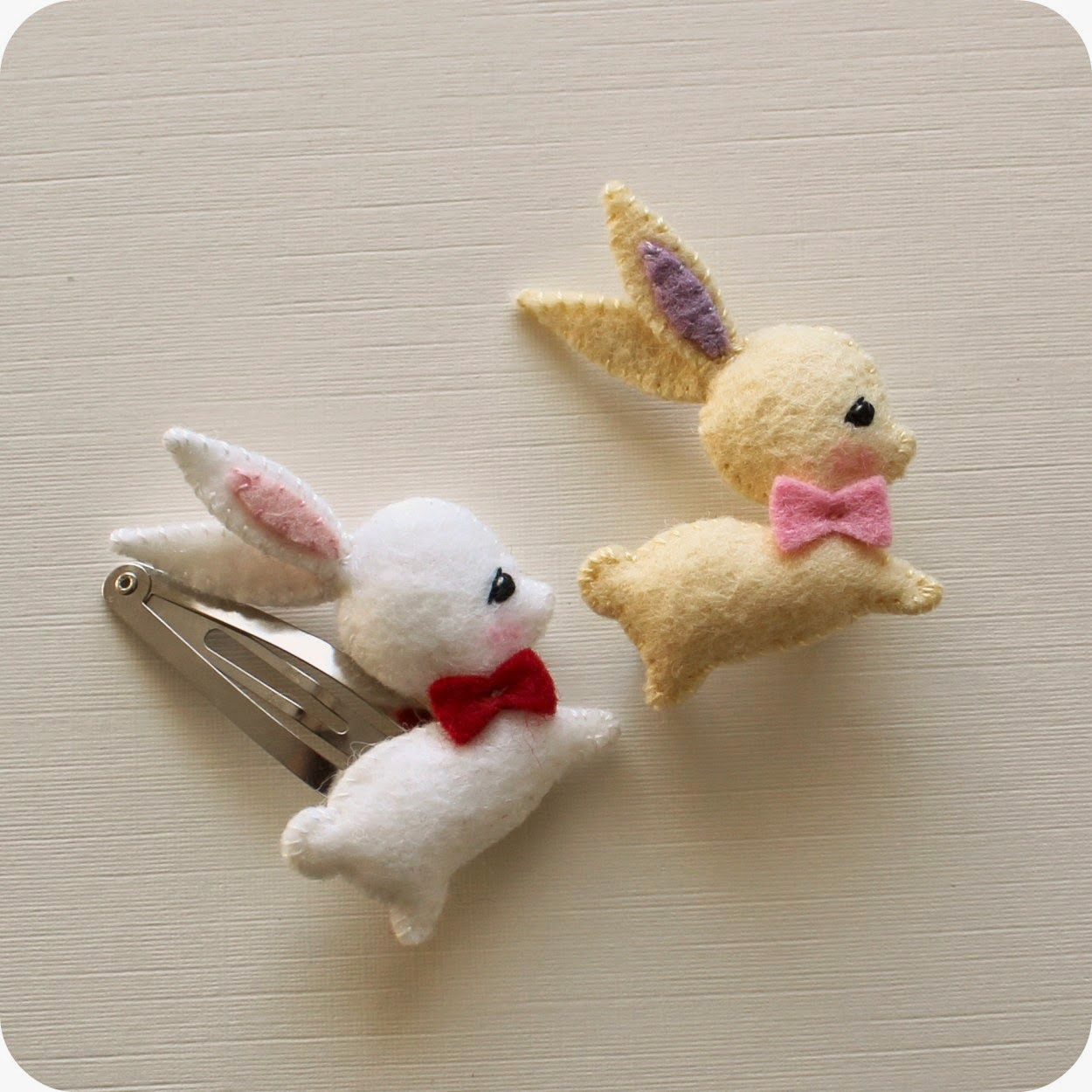 Mini Bunny - Free Tutorial