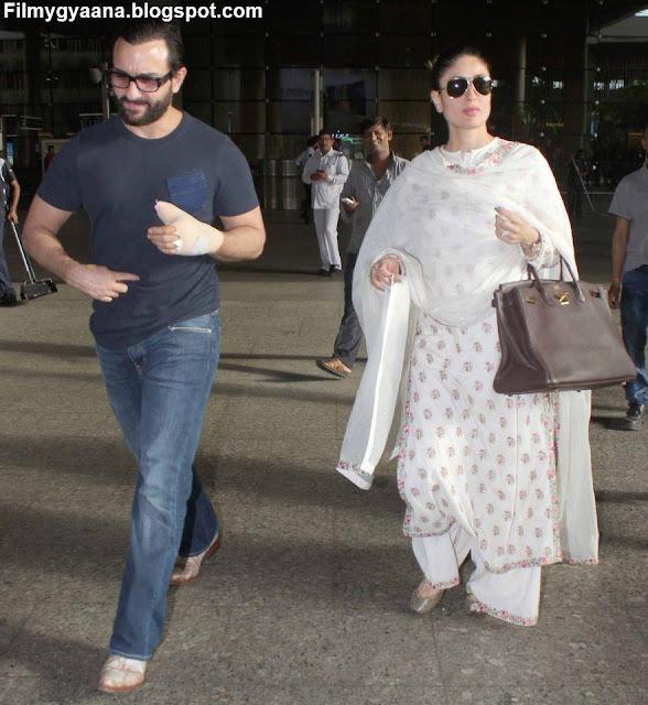kareena kapoor khan flaunts baby bump pic