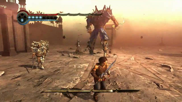Prince of Persia Forrgotton Sands Setup Download