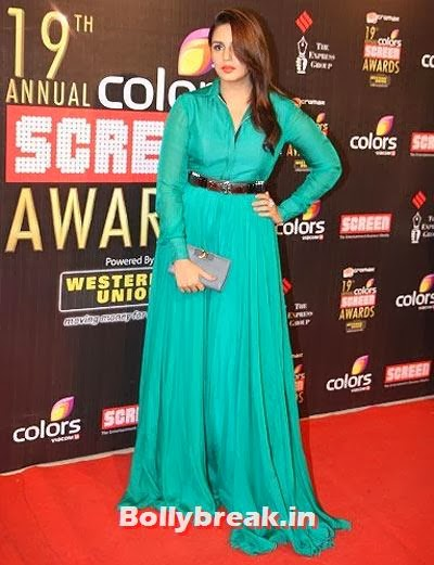 Huma Qureshi, Which Bollywood Actress Wear the Worst Outfit in Year 2013?