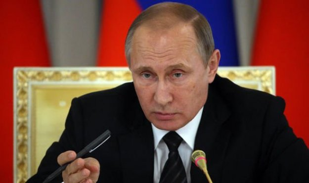 Πούτιν: Δεν μπορούμε να δείξουμε ανοχή στους τρομοκράτες στο Ιντλίμπ