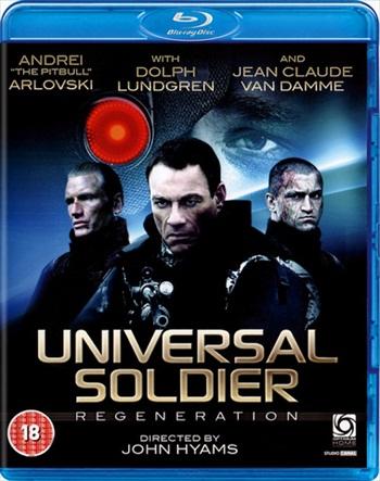Universal Soldier – Regeneration 2009 Dual Audio Hindi Bluray Movie Download