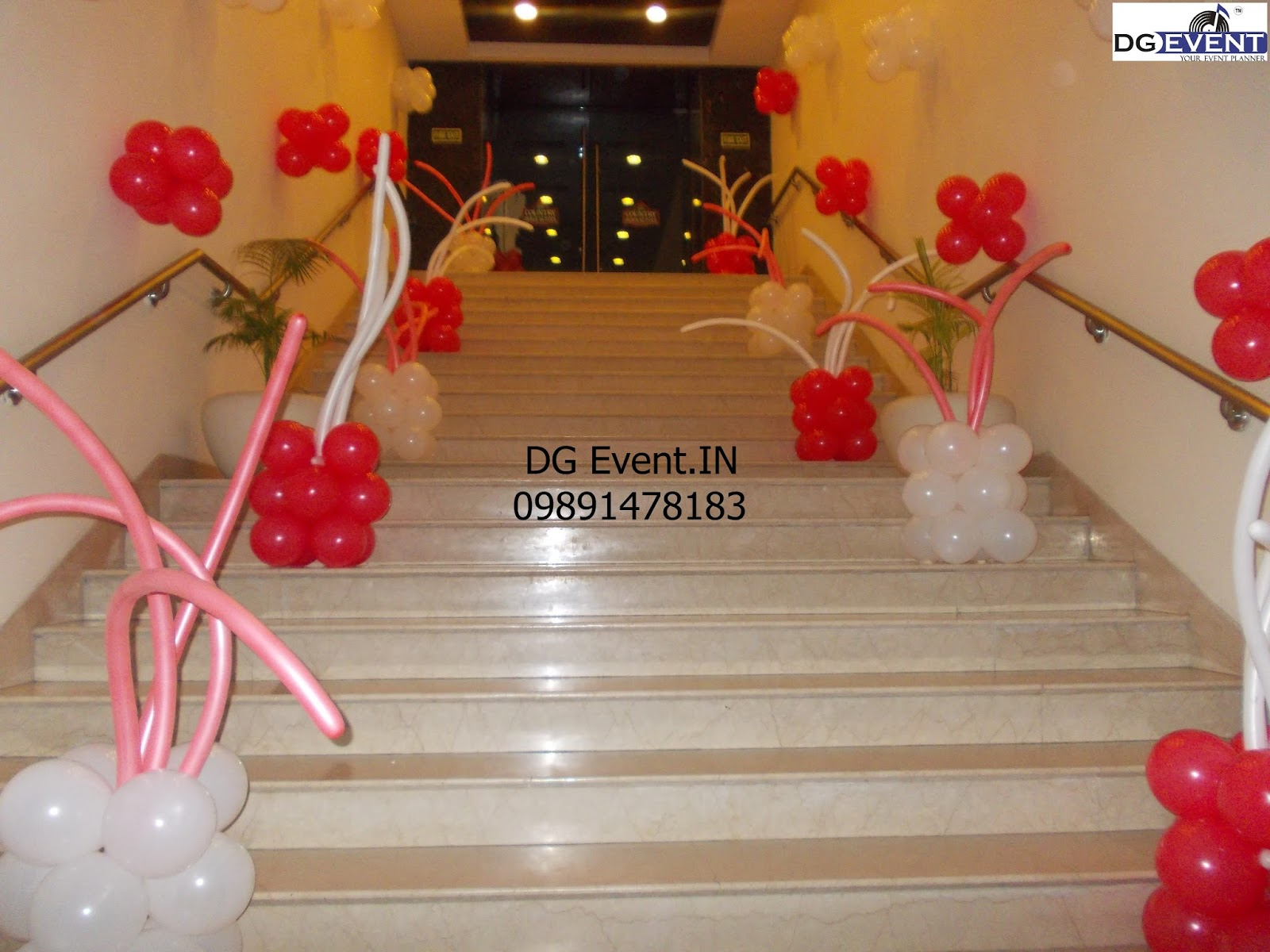 DJ Videek Event Update christmas themed birthday party decorations