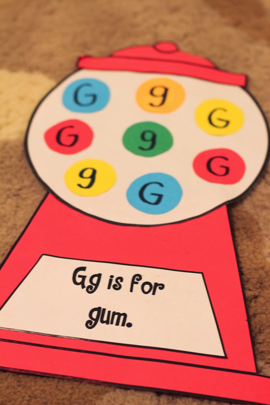 Mrs Ricca S Kindergarten Abc S And Embedded Picture Mnemonics
