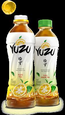 Yuzu Tea Baik Untuk Menangkal Radikal Bebas