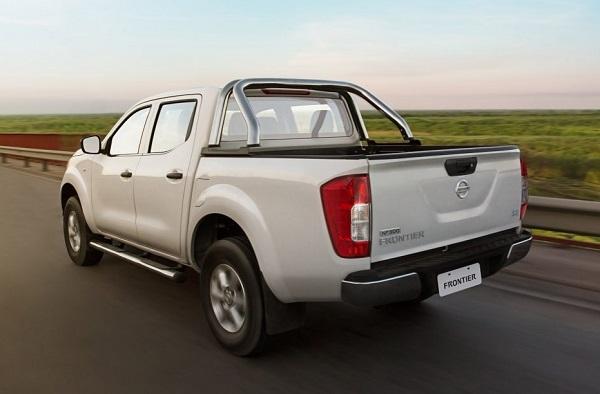 Nissan Frontier SE Plus