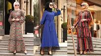 Yeni Sezon Günlük Tesettür Elbise Modelleri
