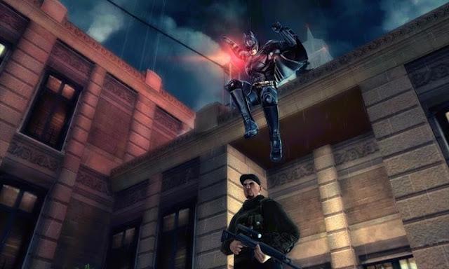 The Dark Knight Rises Mod Apk Data
