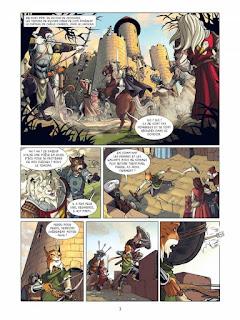 LOS CAMPEONES DE ALBIÓN 1. El pacto de Stonehenge.