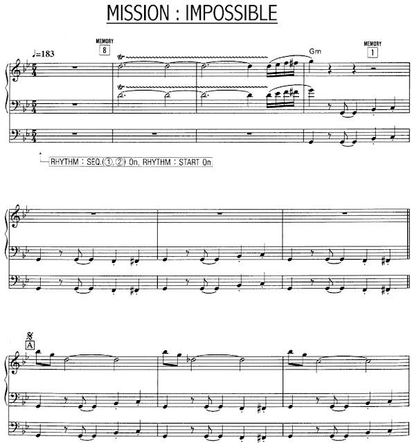 Banda Sonora Partitura