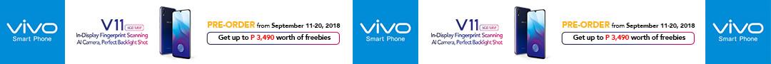 Vivo V11 Pre-Order Details