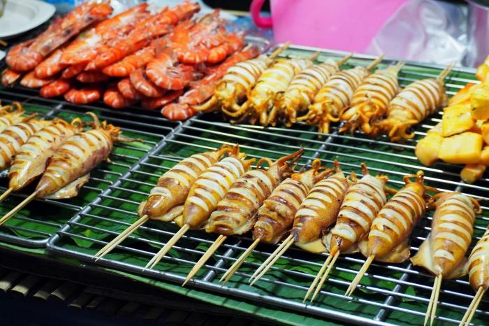 co warto zjeść w Tajlandii