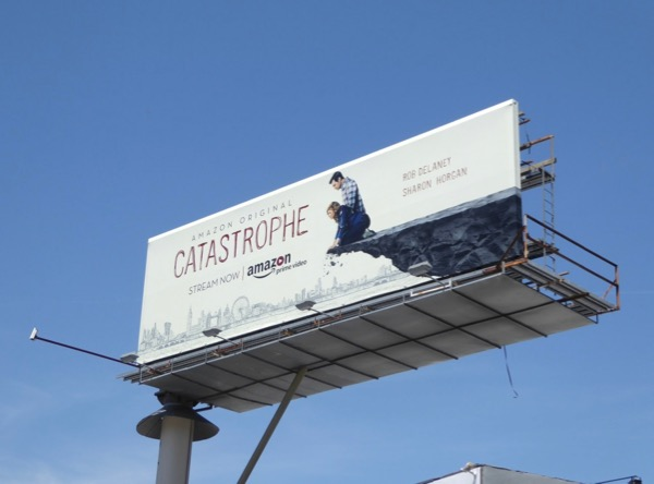 Catastrophe season 3 billboard