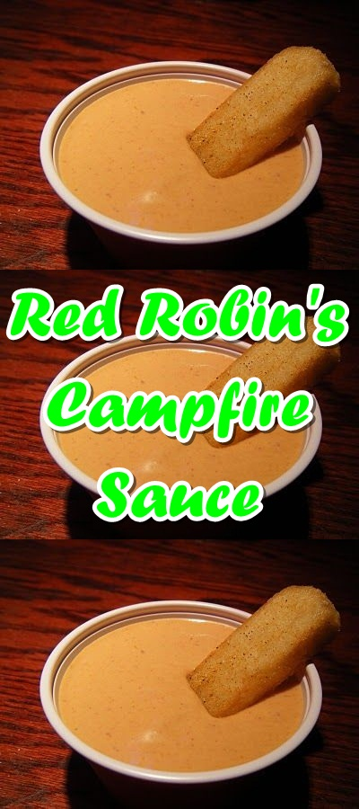 Red Robin's Campfire Sauce