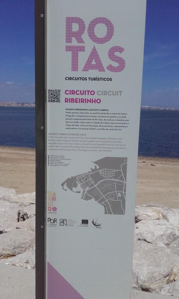 Placa Circuito Ribeirinho Augusto Cabrita