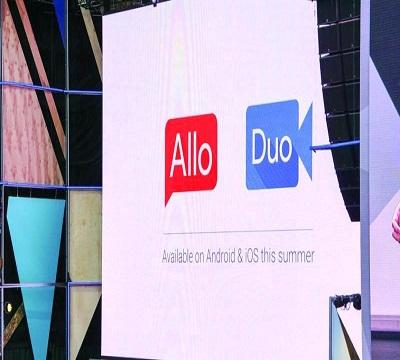 """جوجل تطلق تطبيق الو """"Allo"""" لمنافسة واتس اب"""