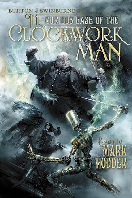 Philip K. Dick Memorial Award - Norwescon - Mark Hodder
