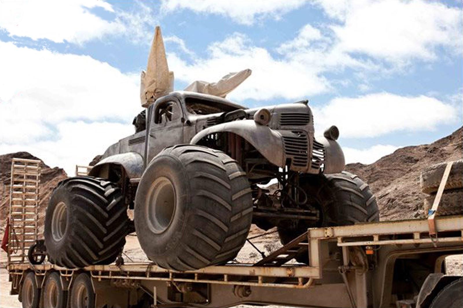 Road Warrior Trailer >> Futuro Finale 2088AD: Fury Road shoot continues.