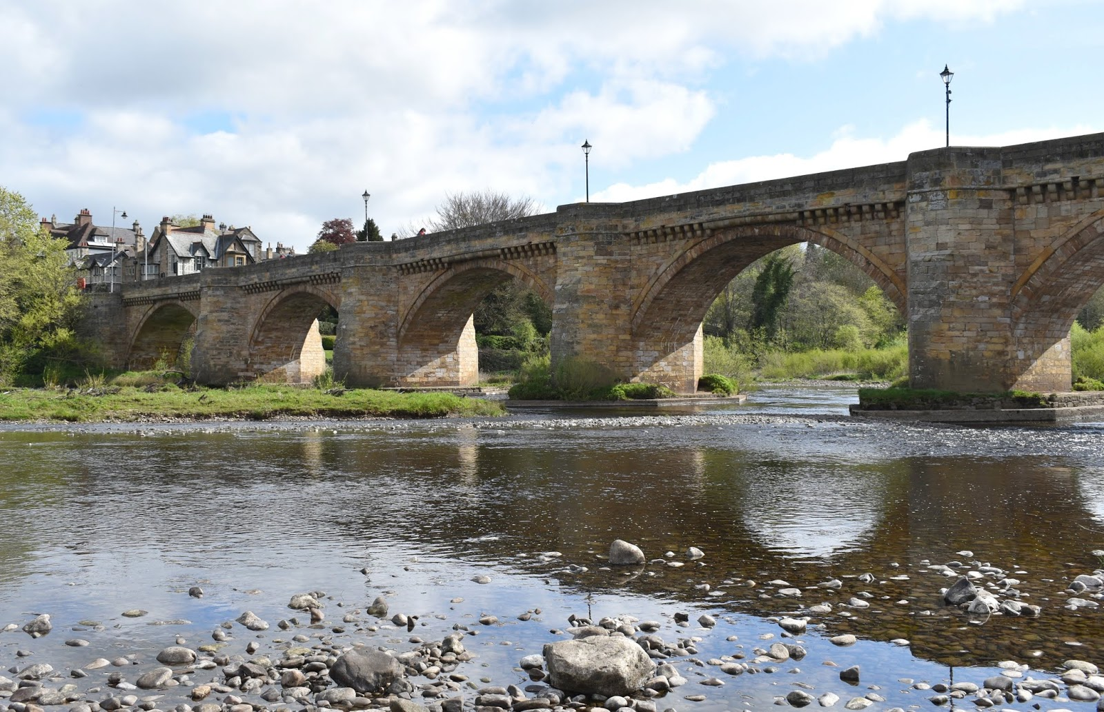 A Day Trip to Corbridge, Northumberland