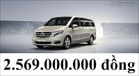 Đánh giá xe Mercedes V220 d Avantgarde