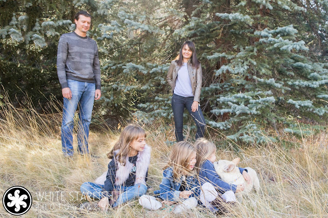 Vail Mountain Family Photos