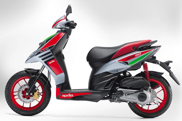 Aprilia SR 150 Race Edition