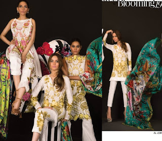 Sana Safinaz Muzlin 2017 - 2018 Trends